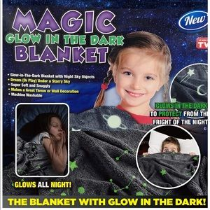 Other - Glow in the dark blanket
